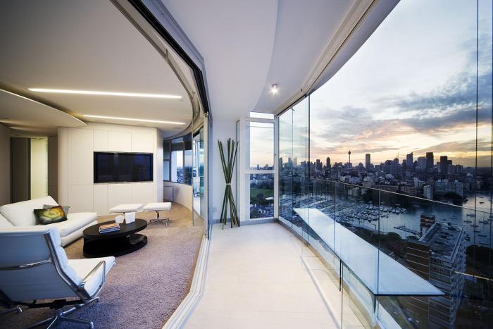 Идеальные апартаменты с невероятно красивым видом на город.