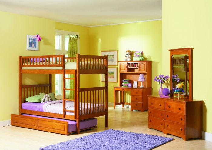 Оригинальные идеи декора, которые позволят превратить обычную детскую в комнату мечты.