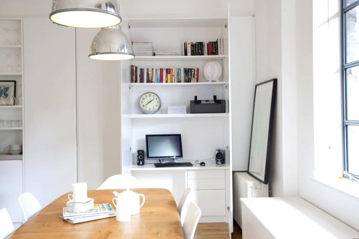 Эффективные идеи, которые помогут оптимизировать пространство в однокомнатной квартире.