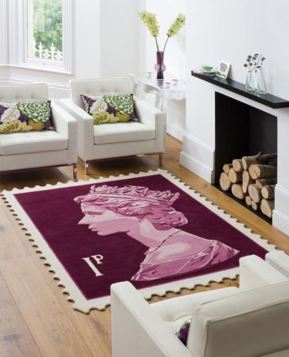 Эксклюзивный ковёр ручной работы для настоящих аристократов.