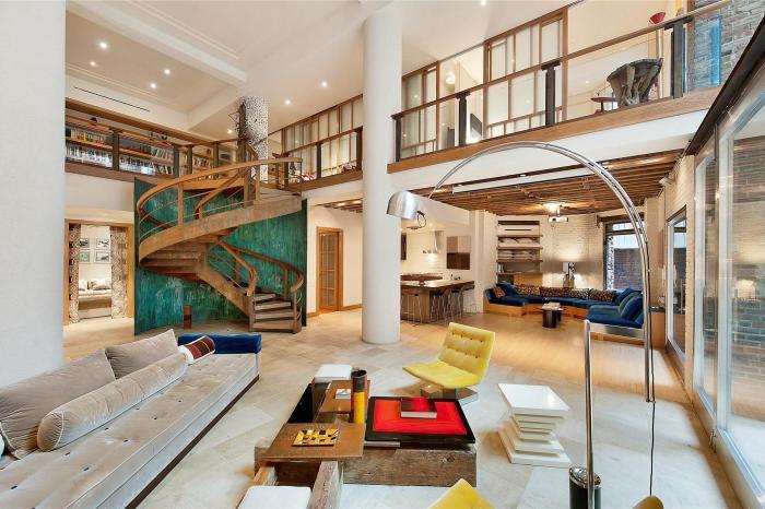 Симпатичное оформление апартаментов в светлых тенденциях, что станут настоящей находкой.