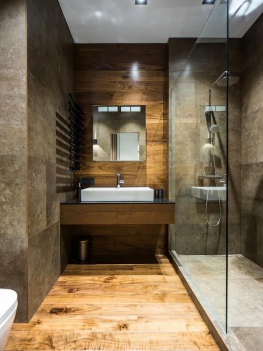 Для того чтобы небольшое ванная комната стала просторной и стильной, необходимо правильно обустроить пространство.
