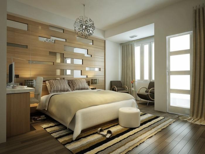 10 идей для создания современного интерьера спальни