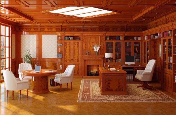 Мебель из массива дерева всегда являлась показателем благосостояния и высокого статуса.