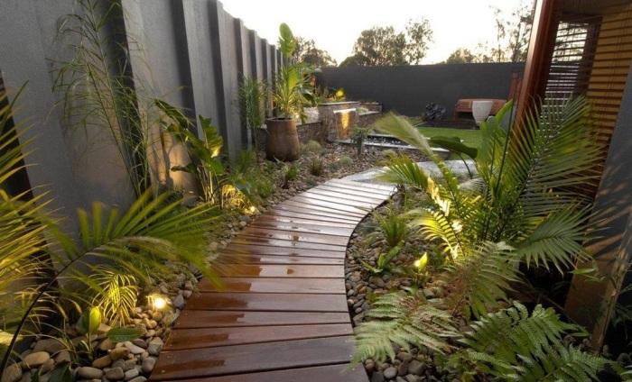 Вдохновляющие идеи яркого и оригинального декора на садовом участке.