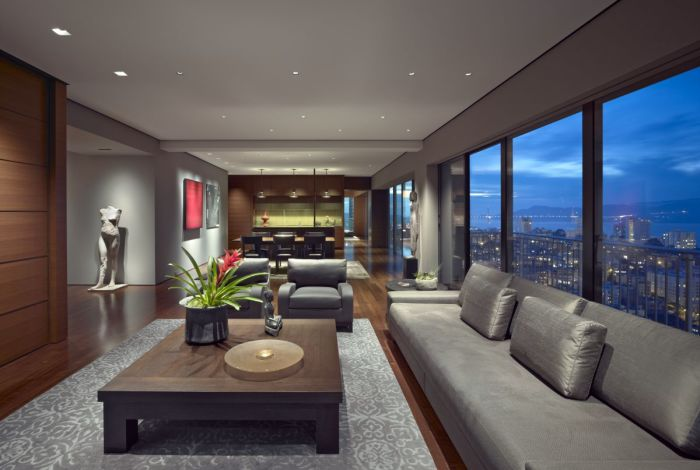 Ультрасовременные апартаменты для настоящих миллионеров.