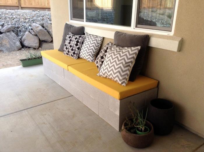 Оригинальные примеры использования бетонных конструкций в интерьере и ландшафтном дизайне.