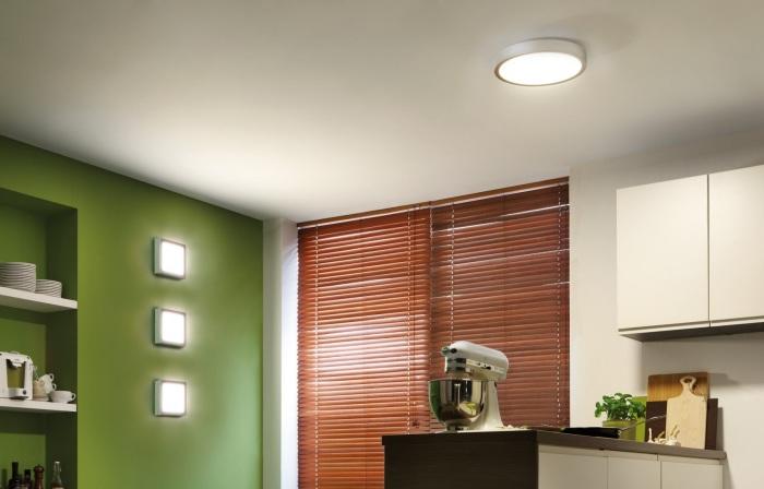 Традиционная конструкция светодиодных светильников, которые можно изготовить своими руками.