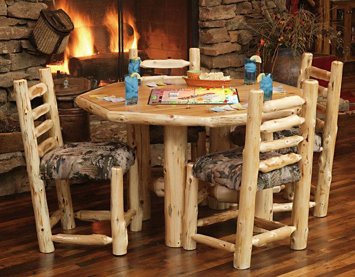 Красивая детская мебель создающая прекрасный ароматом и теплый уют.