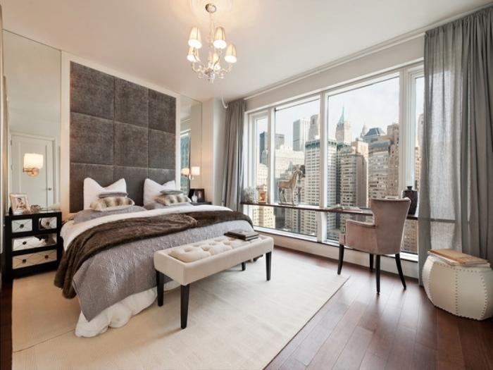 Актуальные и вдохновляющие идеи для оформления современной спальной комнаты.
