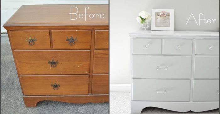Бюджетный вариант переделки старого шкафа, который понравится не только гостям, но и будет всегда радовать хозяев.