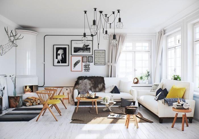 В последнее время интерес к жёлтым оттенкам в оформлении интерьеров гостиных комнат значительно возрос.