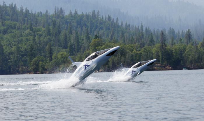 Подводные лодки для всех и каждого.
