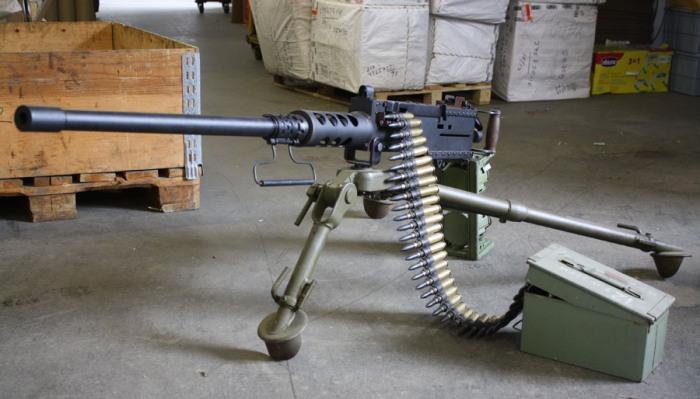 Невероятно грозный пулемет.