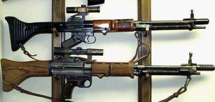 Изящное гибридное оружие.