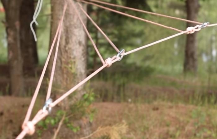 Полезные вещи с веревкой.