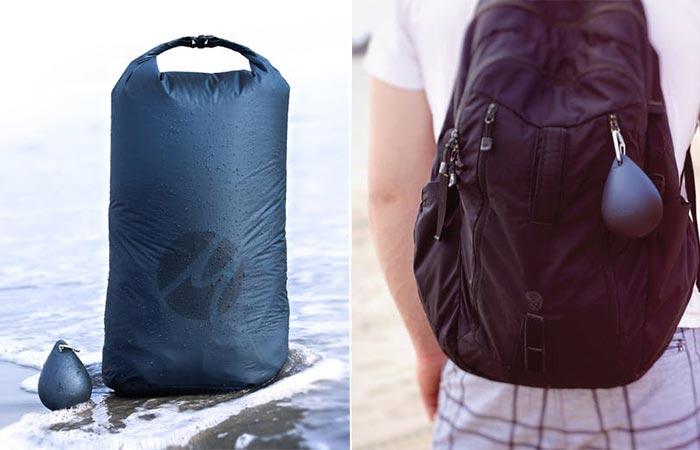 Рюкзак для любителей купаться.