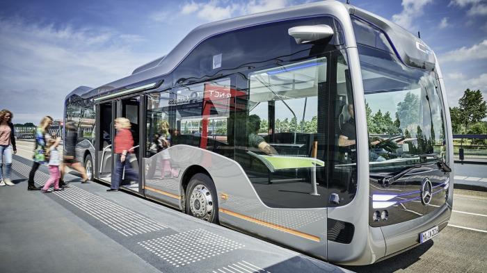 Роскошнейший автобус.