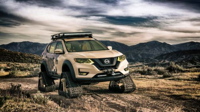 Смелая инновация от Nissan.