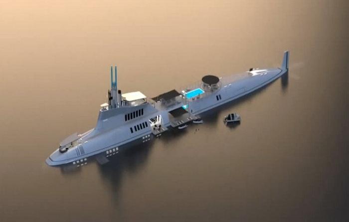 Яхта под водой - это не всегда плохо.