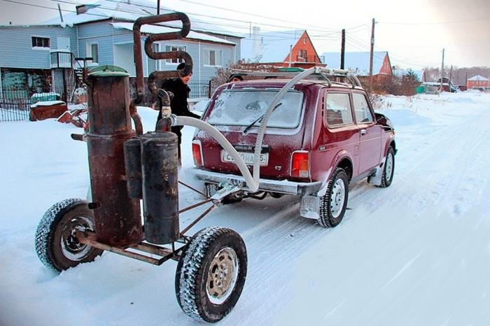 Что зделать чтобы машина потребляла меньше бензина