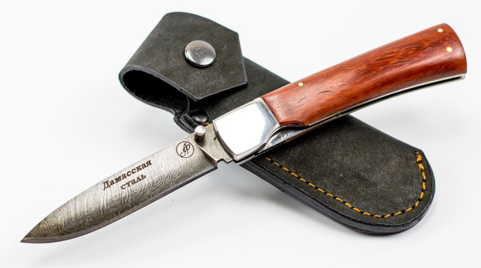 Складные ножи по своему хороши.