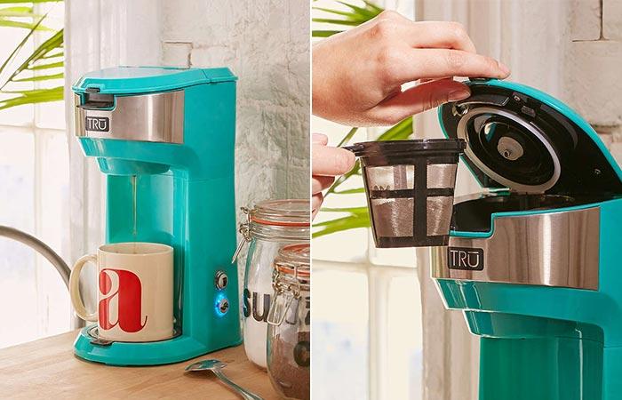 Кофеварка для холостяка.