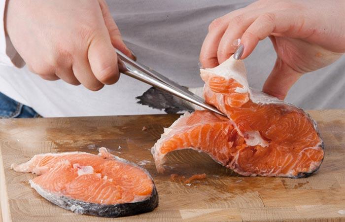 Нож неандертальца на вашу кухню.