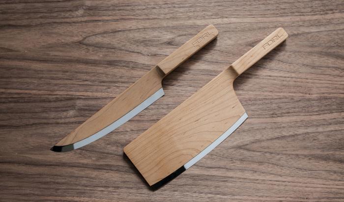 Новые невероятные ножи для вашей кухни.