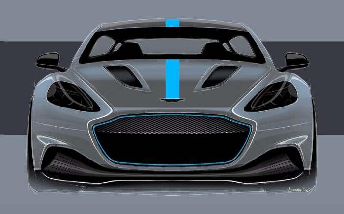 Первый настоящий электромобиль.
