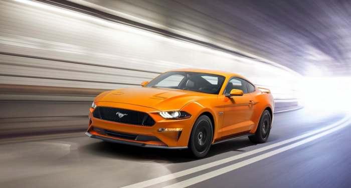 Новый Mustang должен побить все рекорды.