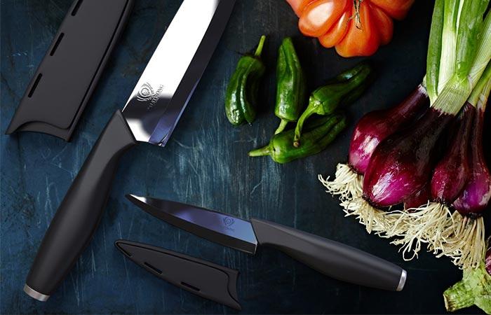 Керамические ножи по своему хороши.