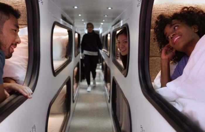 Автобусы с домашним комфортом.