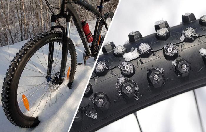 Готовим велосипед к зиме.