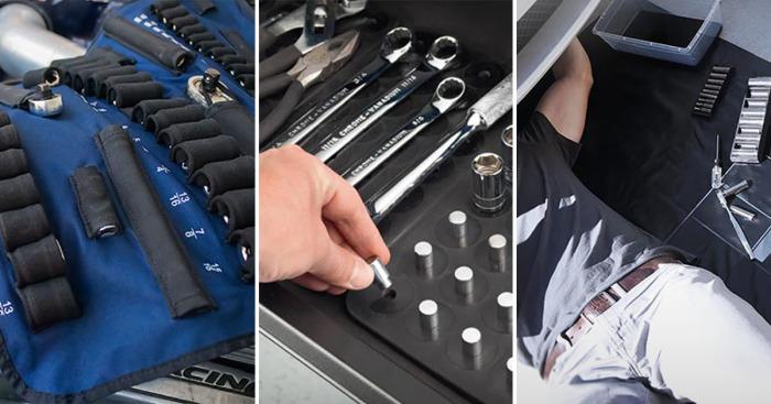 Инструменты для водителя.