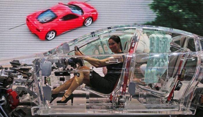 Самые необычные автомобили созданные человеком.