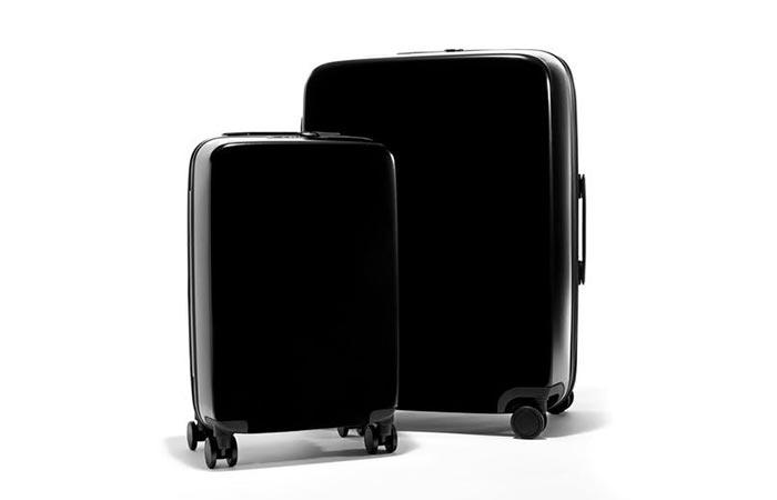 Самый надежный чемодан в мире.