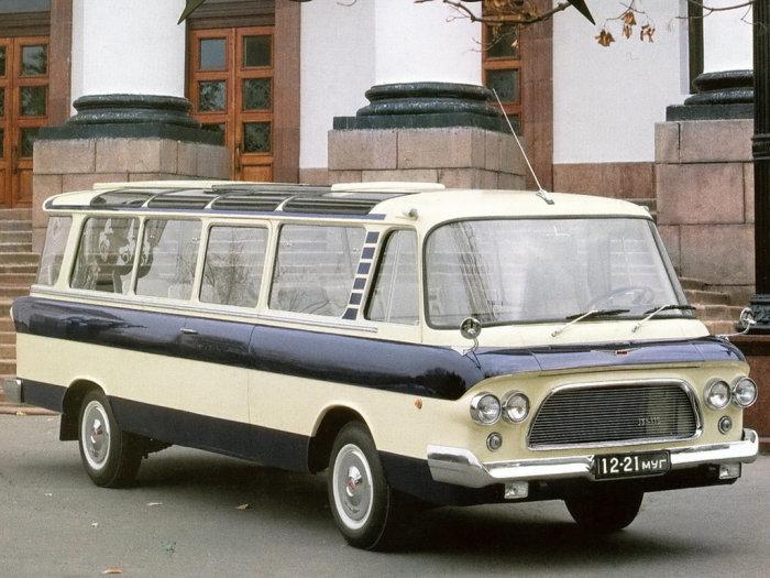 Престижный автобус, который покорил иностранцев.