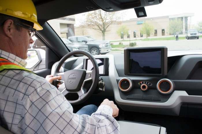 Интеллектуальная система вождения.
