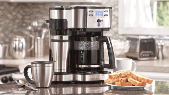 Лучшие кофеварки на каждый день.