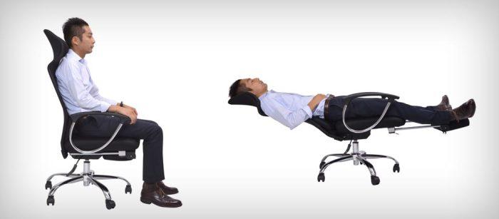 Лучшее офисное кресло.