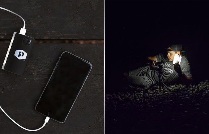 Полезная штука в темноте.