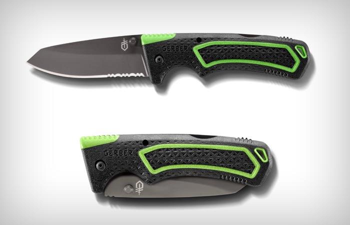 Надежный перочинный нож.