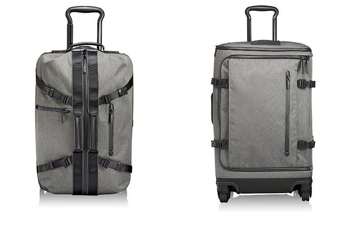 Отличный чемодан для разных путешествий.