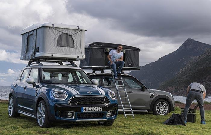 Новая палатка для любого авто.