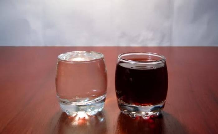 Как превратить воду в вино.