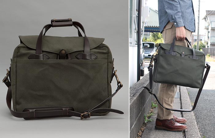 Классическая сумка для любителей.
