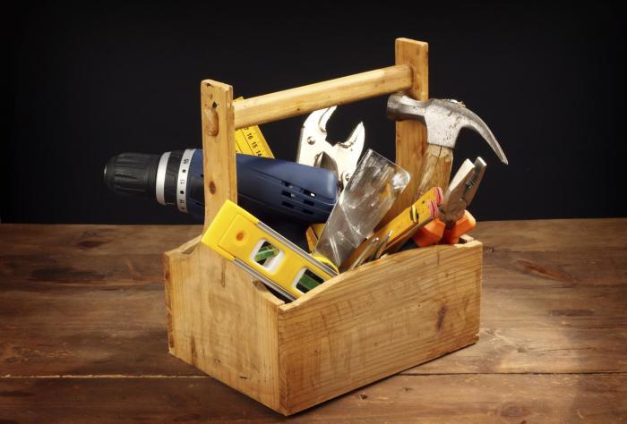 Самые лучшие ящики для инструментов.