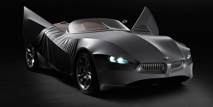 Автомобиль, который может подмигнуть.