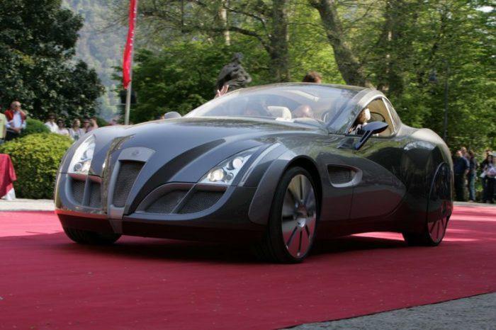 Самый дорогой русский автомобиль.